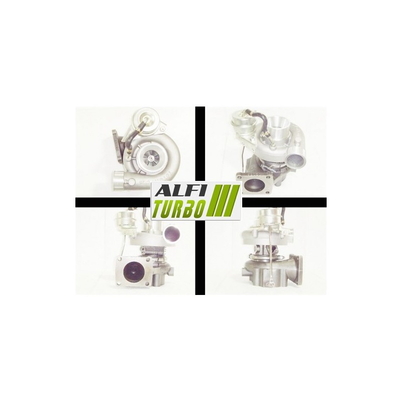 turbo Toyota landcruiser 4.2 160 / 204 cv