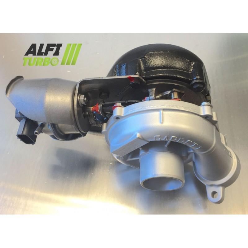 Turbo Neuf 1.6 HDI 110 112 CV, 762328, 0375L6, 0375N1, 0375N9, 0375P7, 9660493580, 9663199080