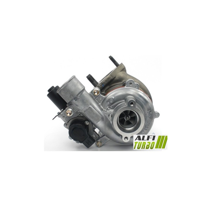 turbo toyota LANDCRUISER D4-D 3.0 173 CV 17201-30100 17201-30101 17201-30160 17201-0L040 1720130100 1720130101 1720130160