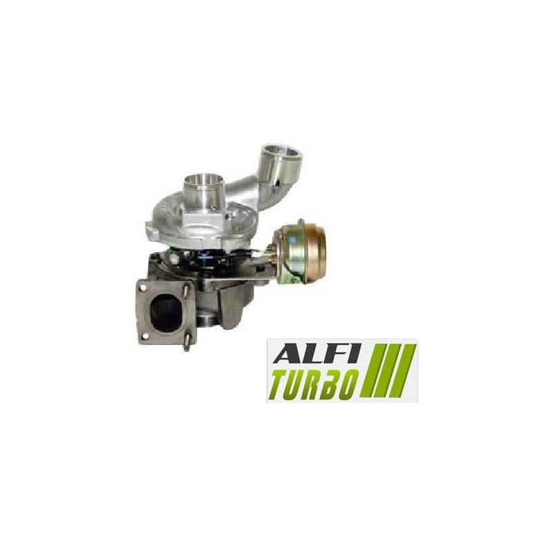 Turbo Neuf 1.9 JTD 110 115, 712766, 46779032, 46786078, 55191596, 60816402, 71723495, 71783325, 71785250