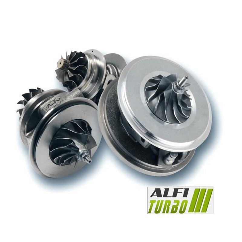 CHRA Turbo 2.4 JTD 136 cv, 454150, 46442431, 46522417, 46763886, 71723543