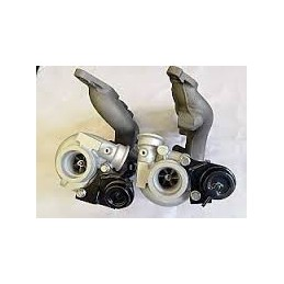 Turbo Volvo 2.8T 272 cv V8601455, 9471563  49131-05001, 49131-05011