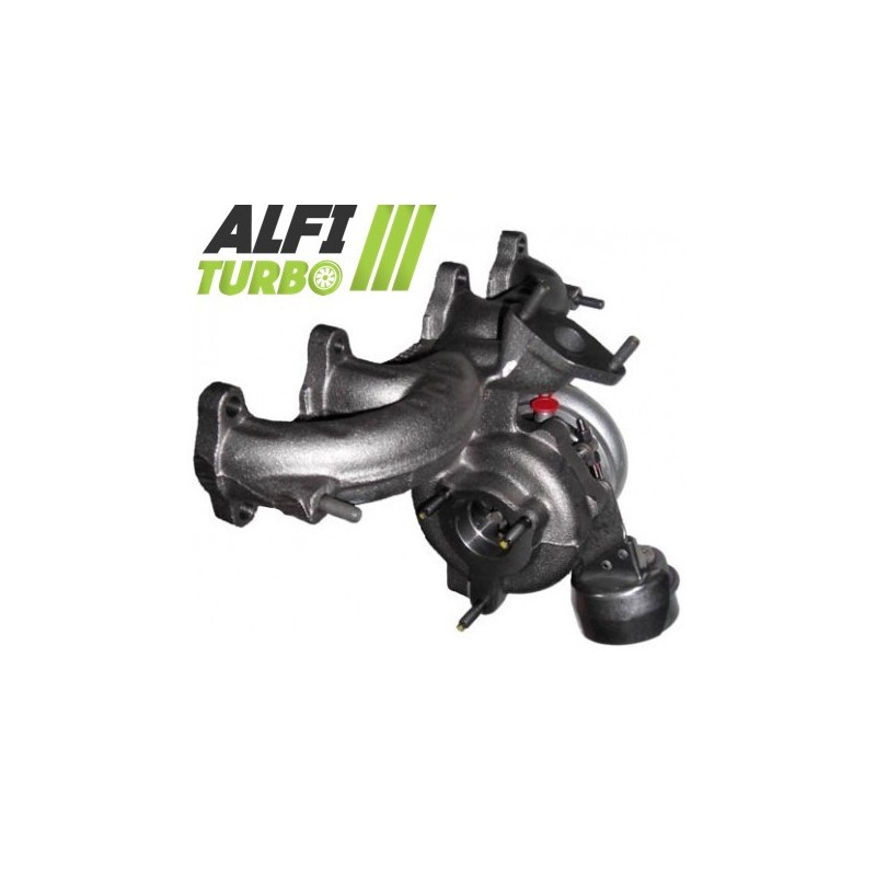 turbo TRANSPORTER T5 1.9 TDI 105 CV 038253056MX | 038253056M  54399700097