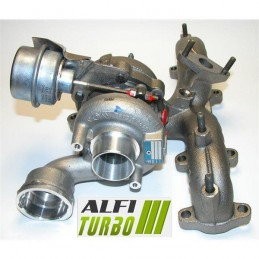 Turbo 2.0 TDi 140 54399700053, 54399700059, 54399800053, 54399800059, 54399880053,  54399880059, 54399900053, 54399900059