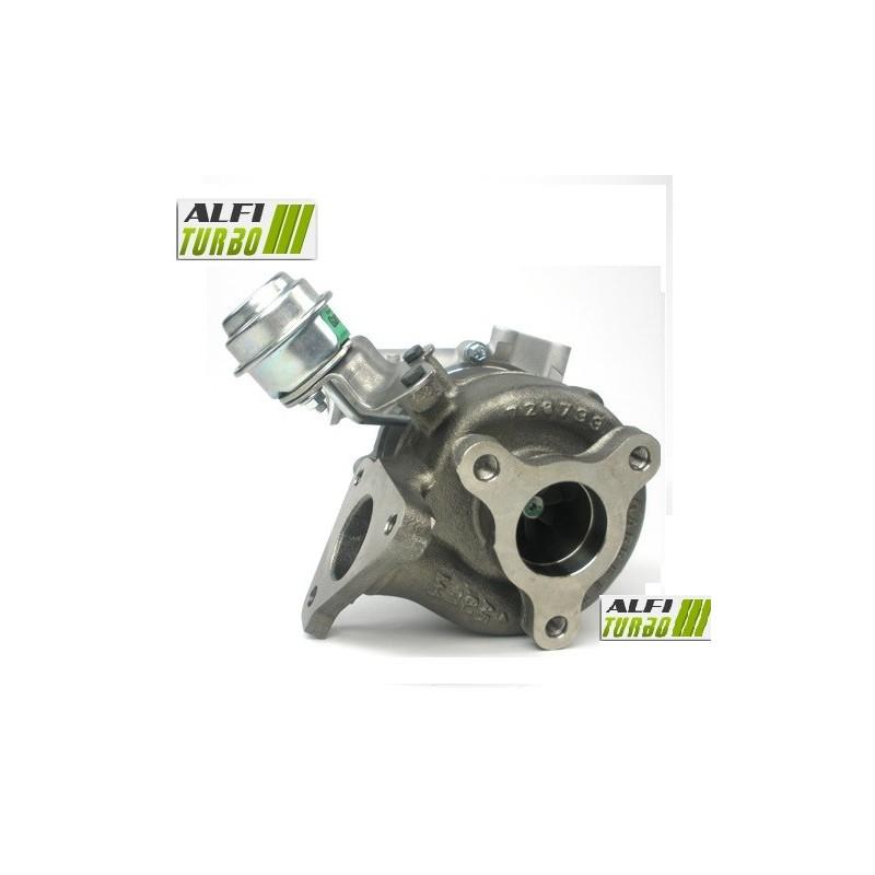 turbo 2.2 DCI 125C136 CV 727477-0005 | 727477-0006 | 727477-0007 | 727477-0010 | 727477-10 | 727477-5 |  727477-5002S | 727477-5