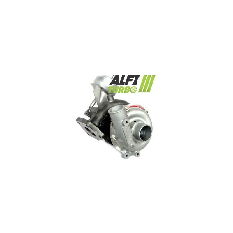 Turbo 2.0 CITD 121 136 RF2B13700   RF5C13700   RF5C13700A   VIA10019 RHF4-VJ32