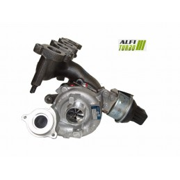 Turbo 2.0 TDi 163 / 170 cv 53039700129, 53039700137, 53039700207, 53039800129, 53039800137, 53039800207,  53039880129, 530398801