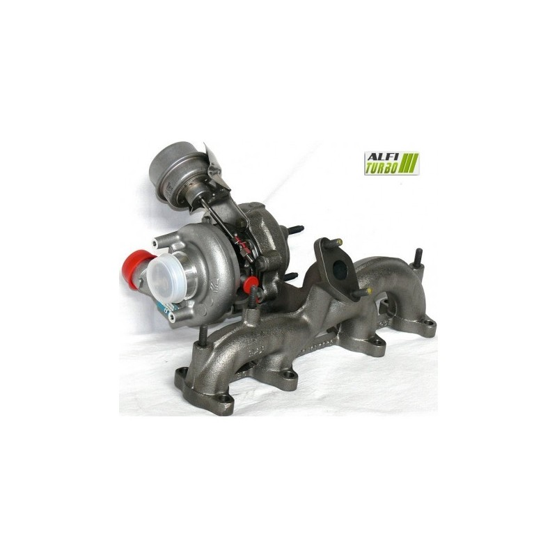 Turbo echange standard KKK pas cher 1.9 TDI 100 54399880001 54399880003