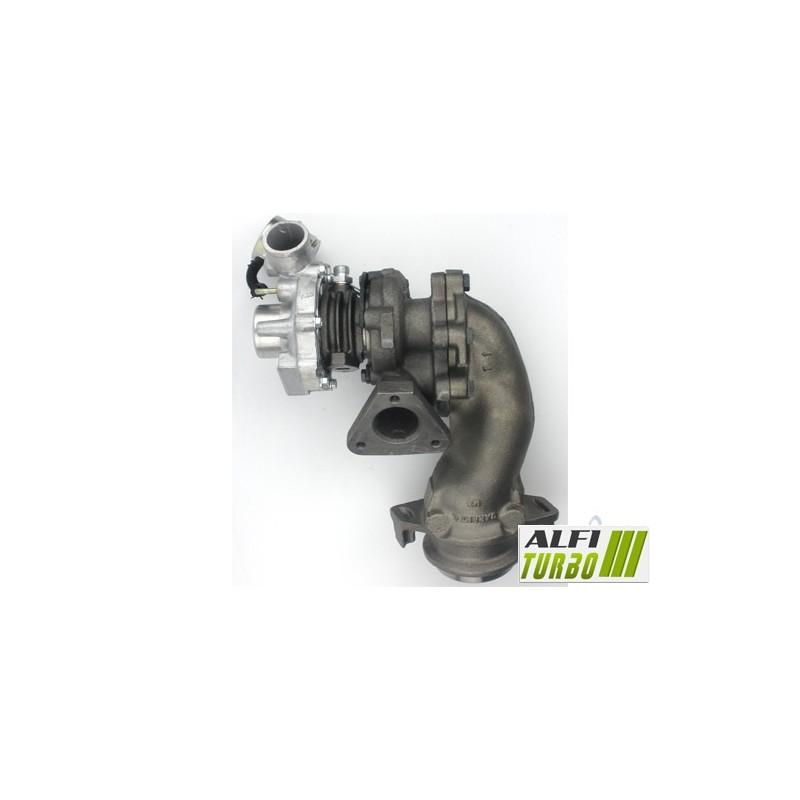 Turbo VW Transporter T4 Td 68 75 cv 028145701L, 028145701LV, 028145701LX,  Référence fabricant :  454064-2 | 454064-1