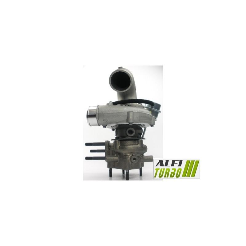 Turbo Hyundai H1 2.5 CRDi 103 / 140 cv 28200-4A001, 282004A001, 710060-0001 | 710060-1 | 710060-5001S