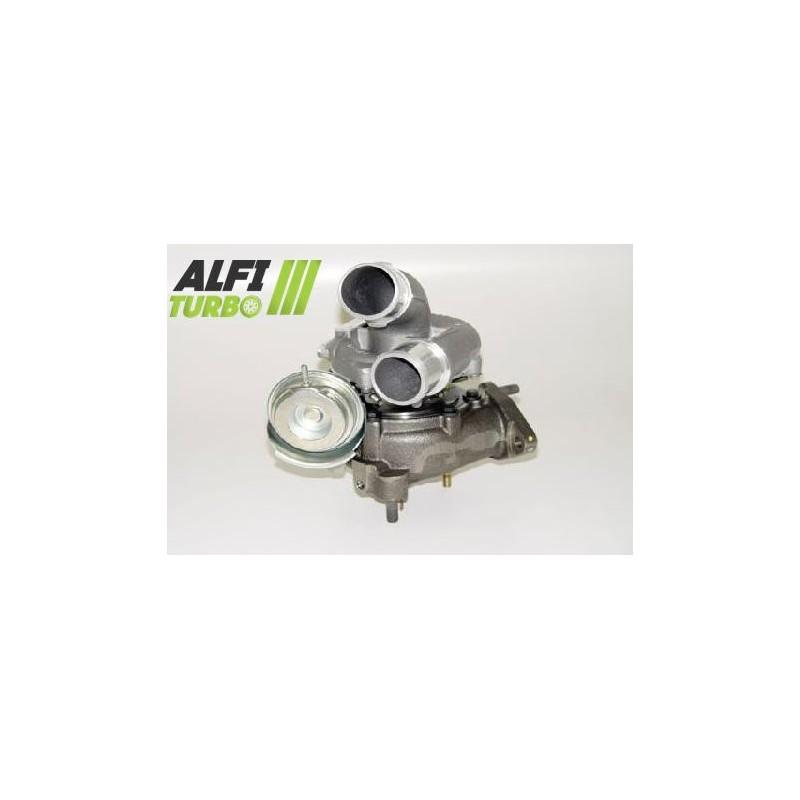 Turbo Echange standard 2.0 D4D 116 17201-0G010 727210 17201-06010, 17201-0G01084,