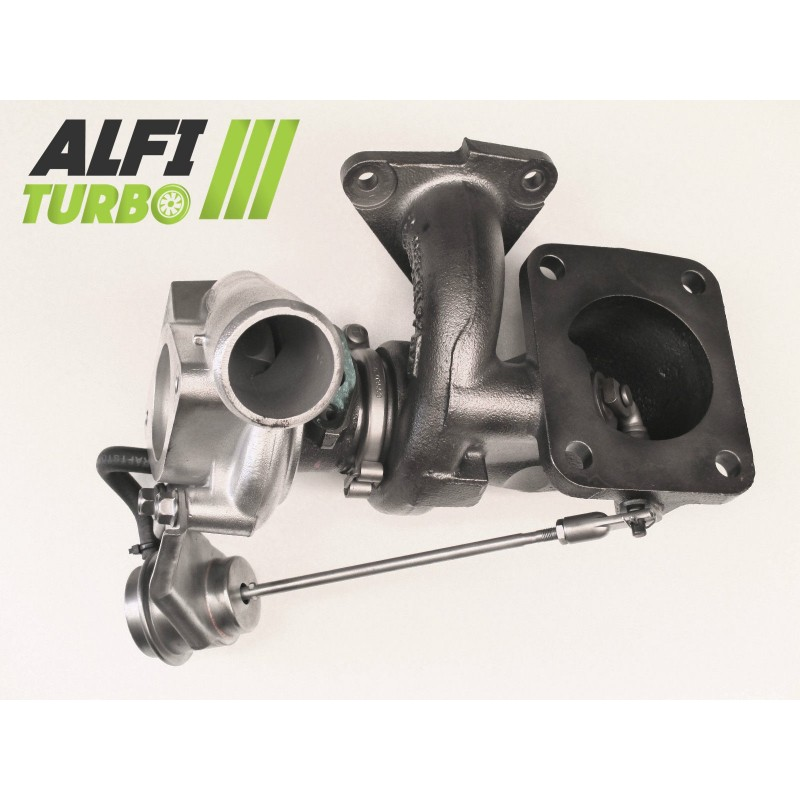 Turbo Neuf Ford transit 2.4 TDCi 49131-05400, 49131-05401, 49131-05402