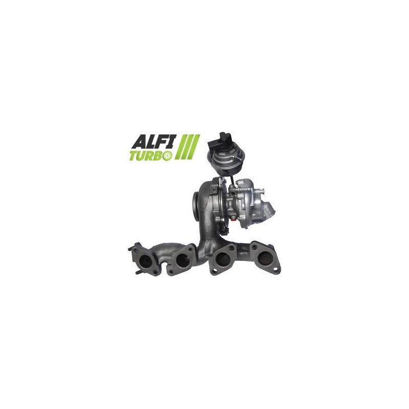 turbo 2.0 tdi 170 03G253010A, 03G253014K, 03G257019 757042