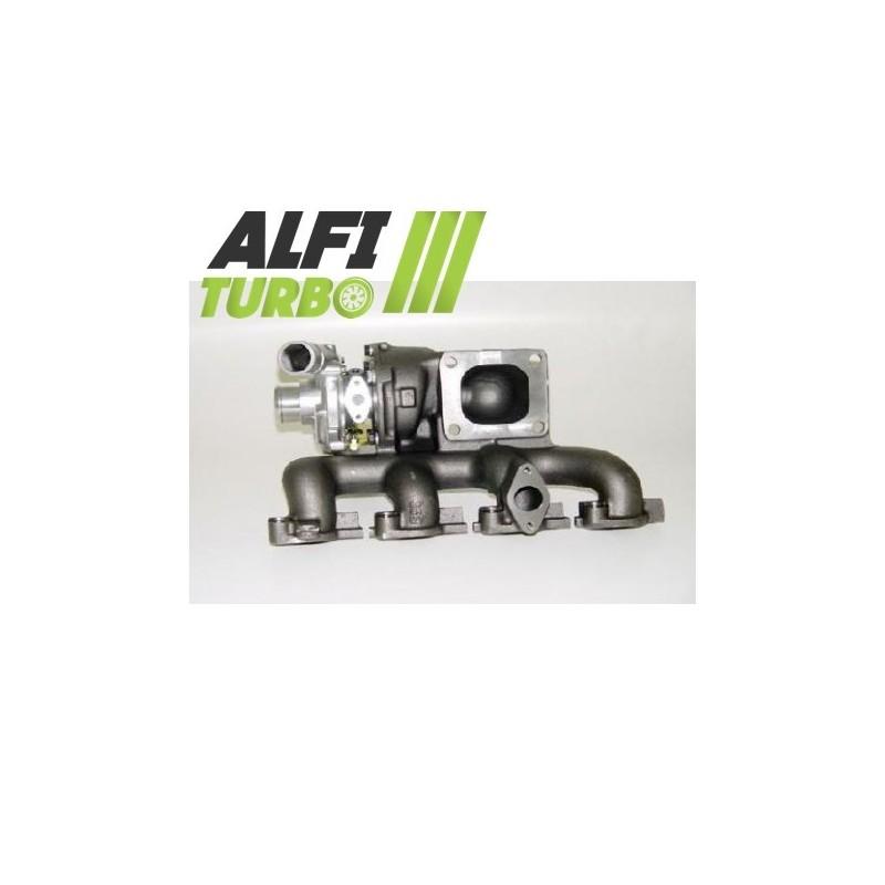Turbo NEUF 2.0 TDCi 125 / 130, 714467, 1435150, 3S7Q6K682AD, 3S7Q6K682AE,  3S7Q6K682AF, C2S36491, JDE4957,