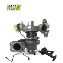 Turbo Neuf + KIT CREPINE 1.6 HDI / TDCi 75 90 92cv, 49173-07502, 9657603780, 9670371380, 9657530580, 9662371080, 9685293080