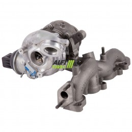 TURBO E/S 2.0 TDI 140, 53039700208, 53039700130, 53039700169, 03L253056, 03L253056 V150