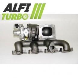 turbo hybrid 2.0 TDCi 125 / 130 714467-0003 714467-0004 714467