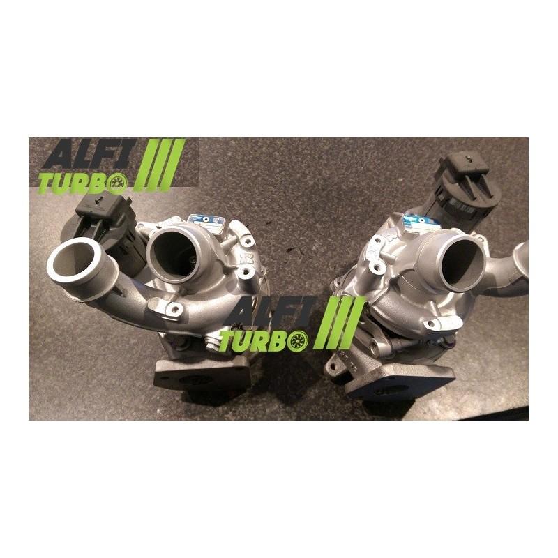 BI-TURBO HYBRID RANGE ROVER TDV8, 54399700062, 54399700063
