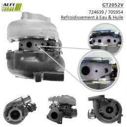 Turbo Hybrid 3.0 DI 160 170 cv, 705954, 724639, 144112W203, 144112X900, 14411VB100, 14411VC100, 14411VC200, 144112X90A