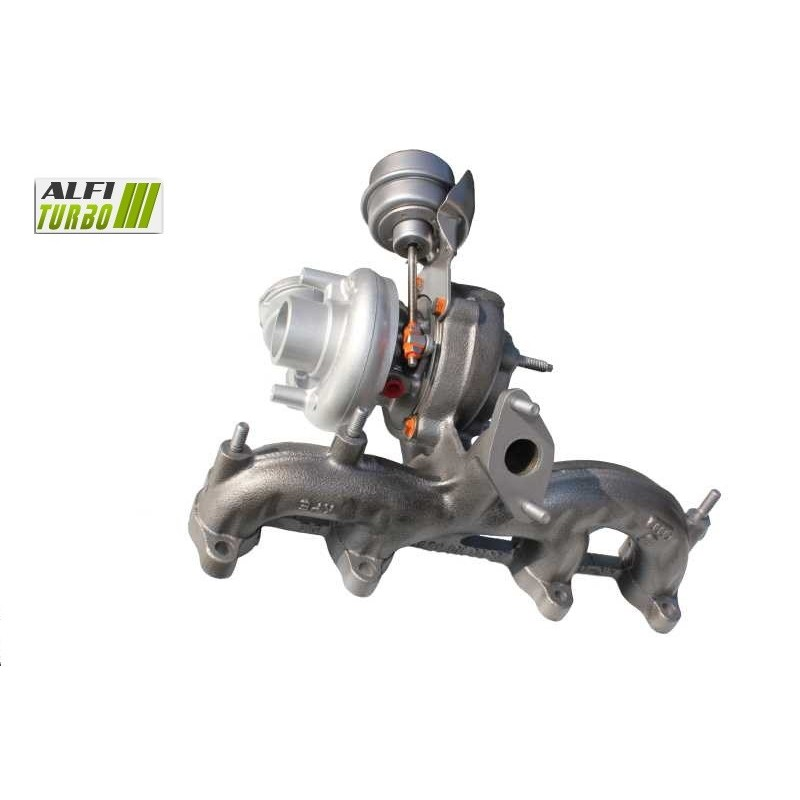 turbo HYBRID 1.9 TDI 101 CV 5439 988 0021 / 54399880021  5439 988 0010 / 54399880010  038253016M
