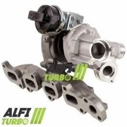 TURBO E/S 2.0 TDI 136, 150, 177cv, 04L253010B, 04L253019Q, 04L253010T