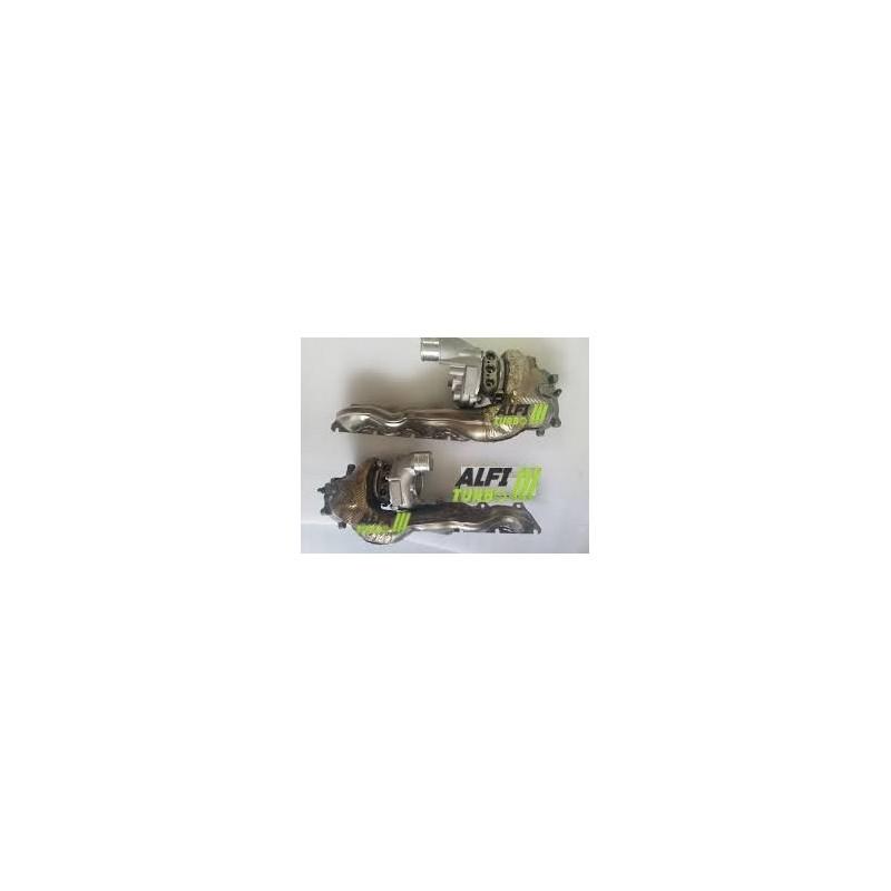 Turbo Audi 4.0 TFSI 420 450 480 520 560 CV, 079145704B, 079145704A, 079145704E, 079145704S, 079145704P, 079145704Q, 079145704R