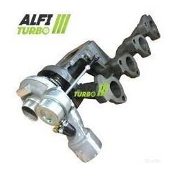 Turbo 1.8 TD 90 452124, 1022529, 1037431, 1056650, 1107642, 97FF6K682AB, 97FF6K682AC,  97FF6K682AD, 97FF6K682AE,