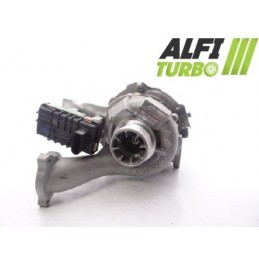 Turbo hybrid Audi Q7 6.0 TDI 786632-50044S et 785966-0003 Stage 3