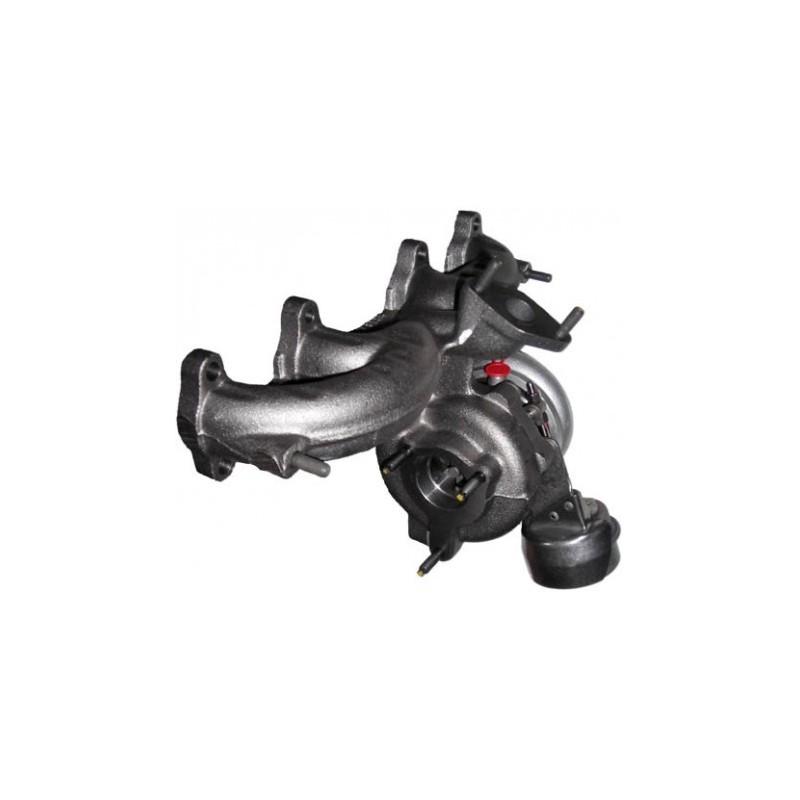 Turbo Neuf vw TRANSPORTER T5 1.9 TDI 105 CV, 54399700097, 038253056MX, 038253056M