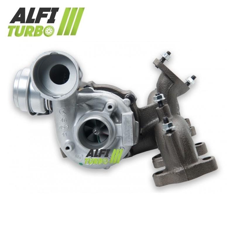 Turbo Echange standard 1.9 TDI 150, 721021, 038253016G, 03G253016R