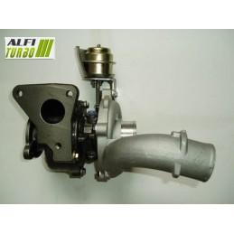 Turbo Neuf 1.9 DCI 120 / Di-D 115 / 130 CV, 708639, 8200381645, 8200369581, 8200332125, 8200256077