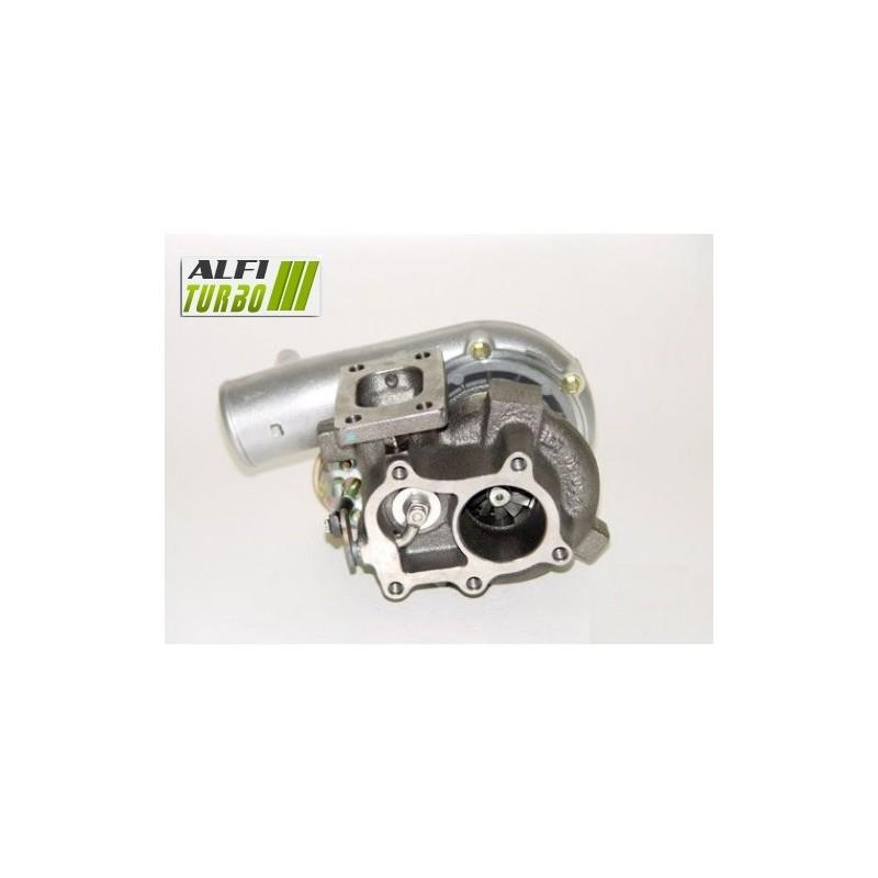 Turbo Neuf Nissan Terrano II 2.7D 160CV 2.7DI 118 CV, 722687, 144117F411, 14411-7F411