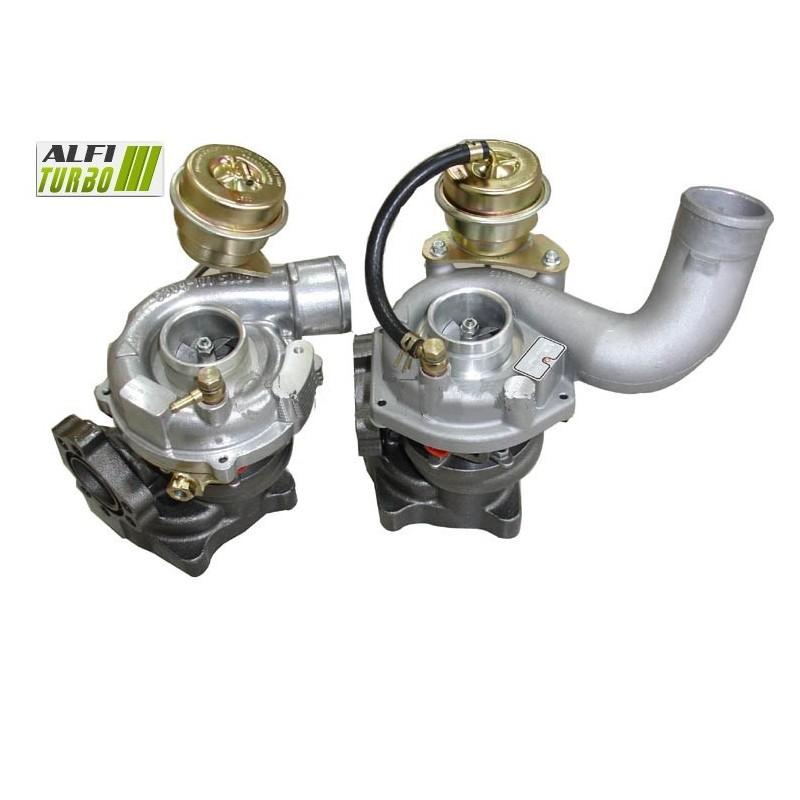 turbo audi RS4 2.7T 380 cv coté droit 53049700026