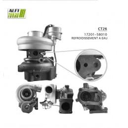 Turbo Neuf Toyota LANDCRUISER 3.4D 95 CV, 17201-58010,