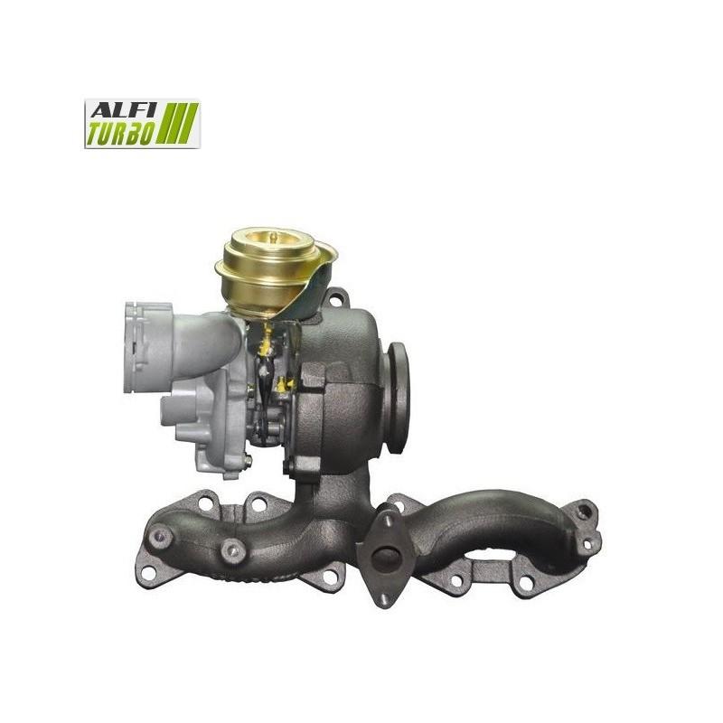 Turbo Neuf 2.0 TDI CRD 140, 756062, 03G253019H, 03G253014J, 03G253010H
